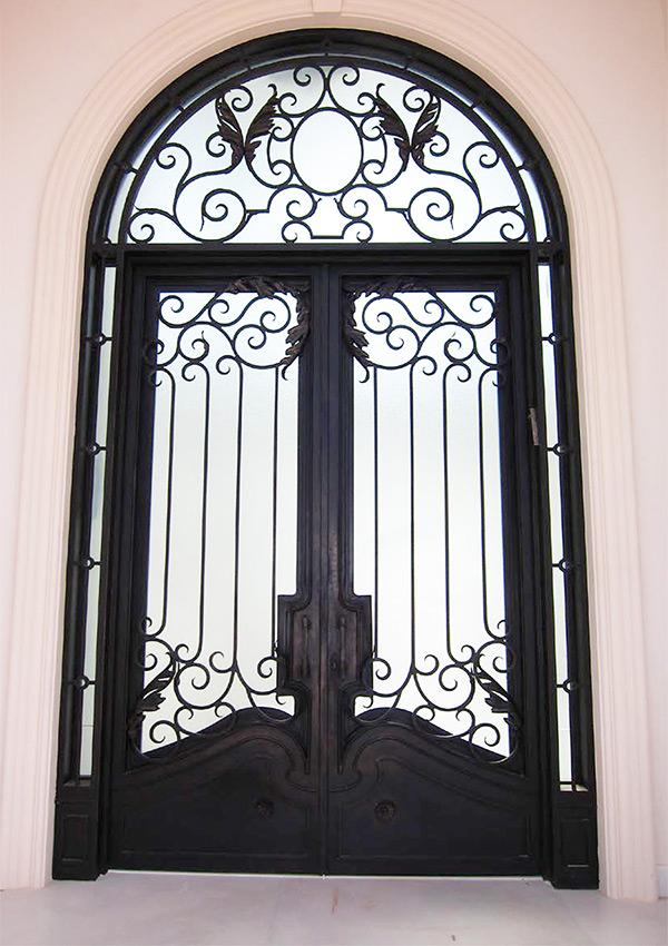 דלתות ברזל דלתות לבית מברזל