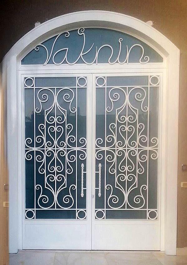 דלת ברזל לבית 91
